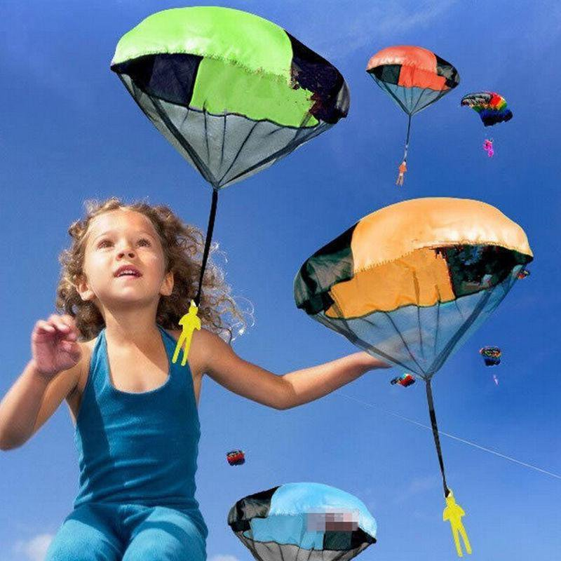 Parachute Toy Soldier