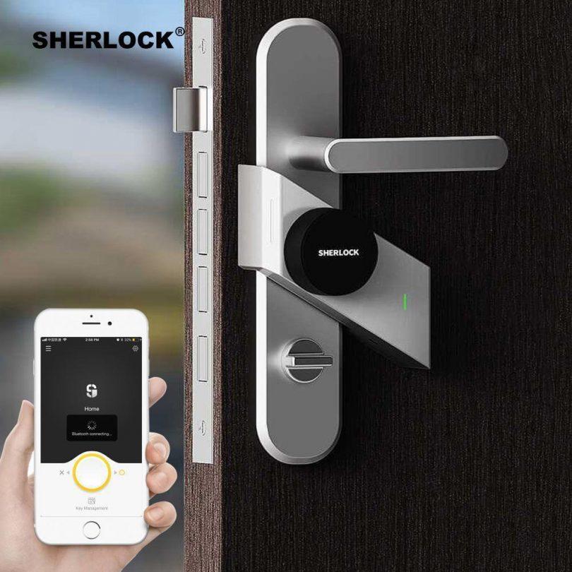 Sherlock Smart Door Lock (Fingerprint + Password)