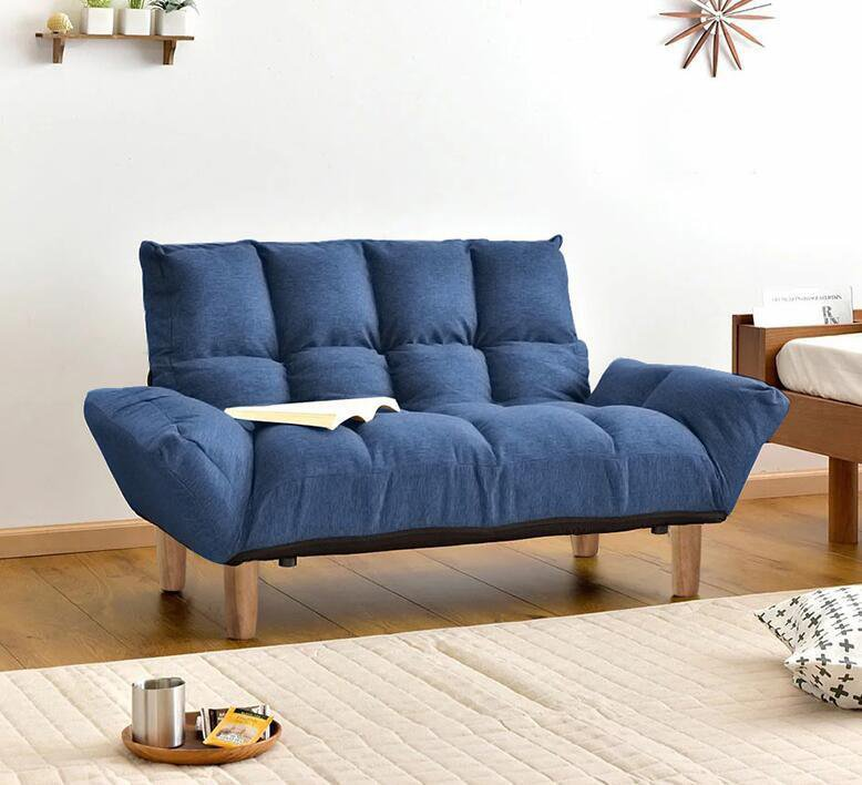 Modern Foldable Comfortable Futon Bed