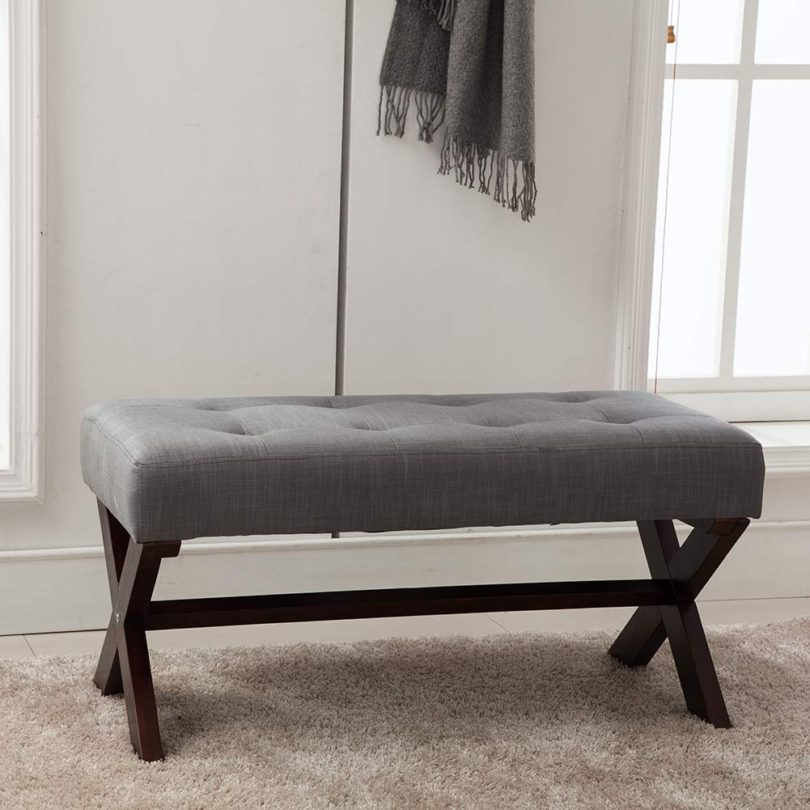 Upholstered Bedroom Benches