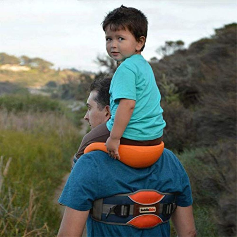 Hands Free Child Saddle