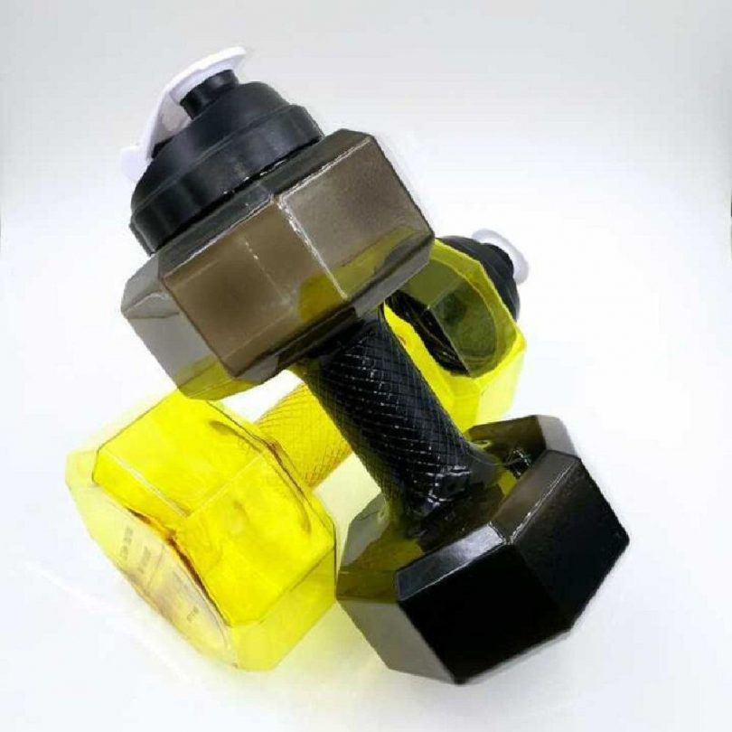 ZHANGJZJ bottle 2.5L Dumbbells