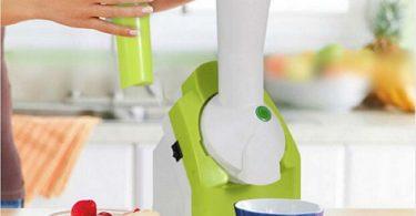 Cool Summer Popular Automatic Fruit Ice Cream Maker