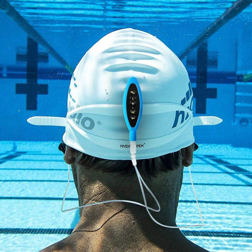 Swimming Waterproof Mp3 Player
