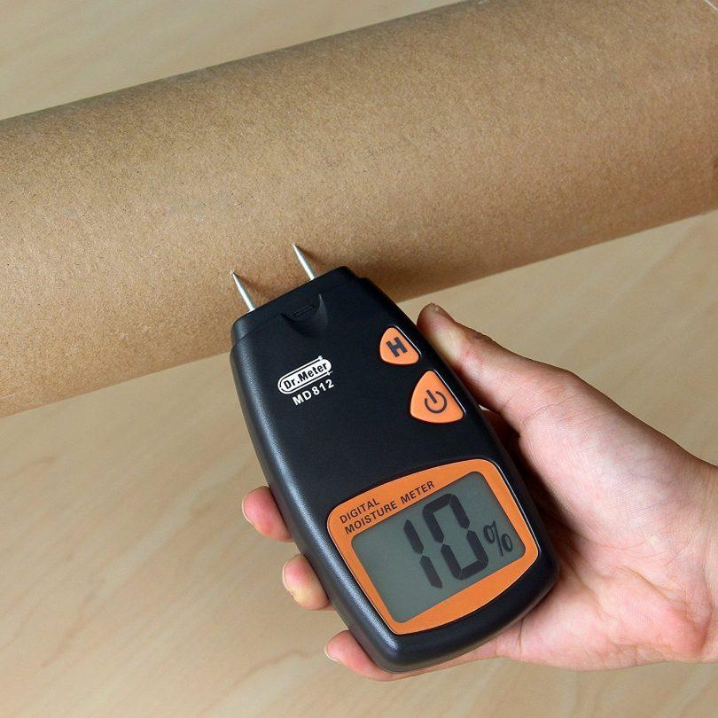 Wood Moisture Meter