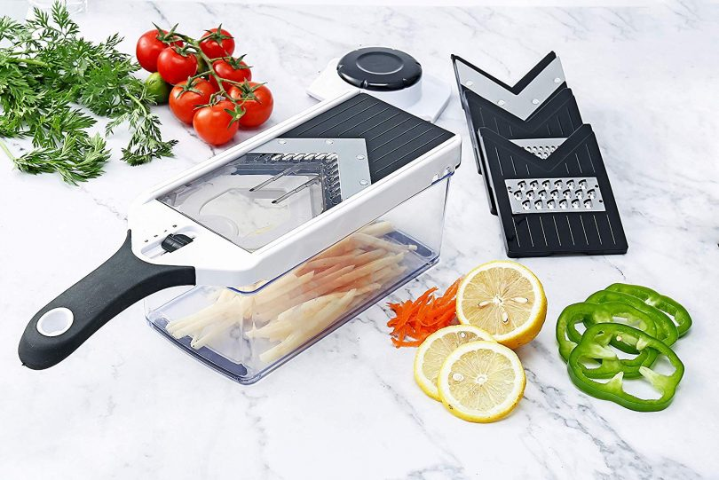 RTMAX Vegetable Mandoline Slicer Julienne Cutter & Grater