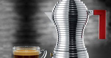 Pulcina Espresso Maker by Alessi