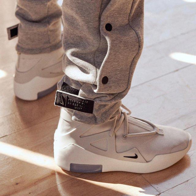 Nike Air Fear of God 1 Light Bone
