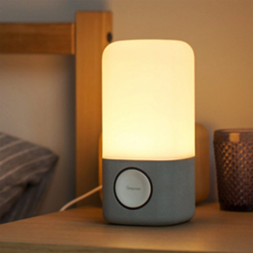 Sleepace LED Table Lamp With Bluetooth Speaker