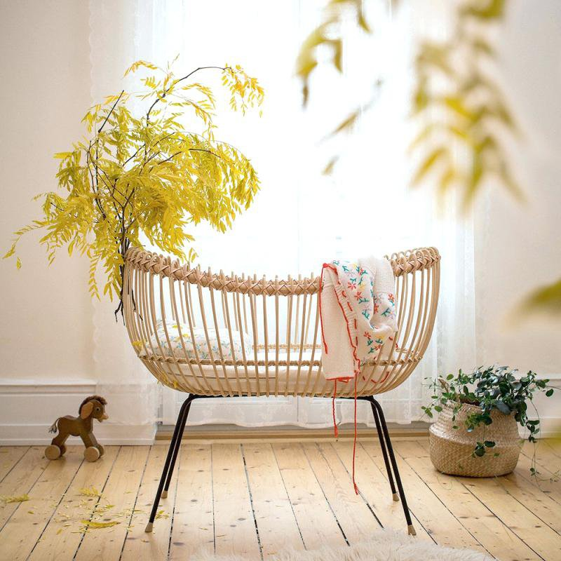 Lola Crib by Bermbach Handcrafted