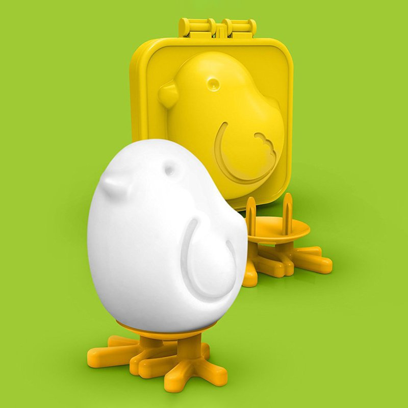 Chick Boiled Egg Mold