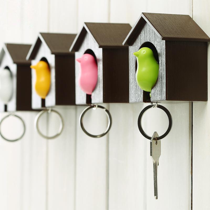 Serinus Canaria Whistle Key House