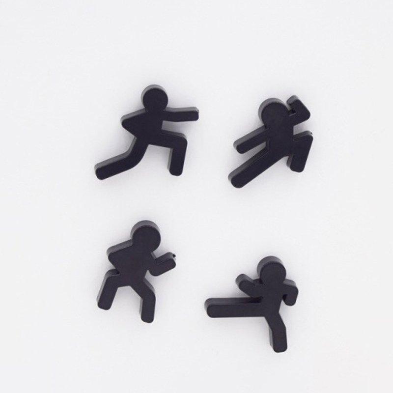 Ninja Refrigerator Magnets