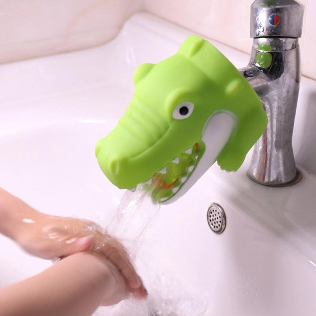 Crocodile Faucet Extender
