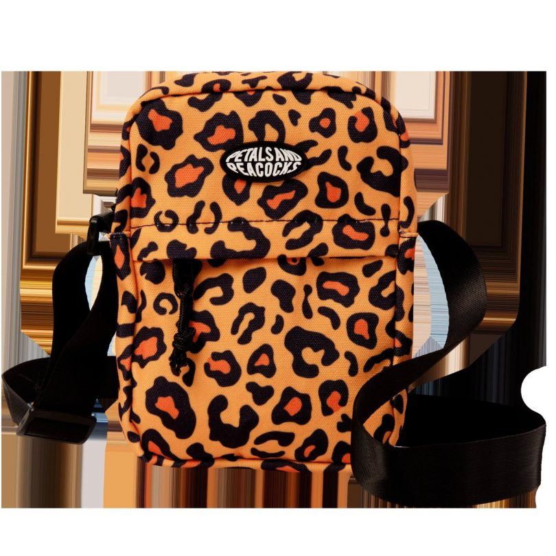 Leopard Shoulder Bag in Classic