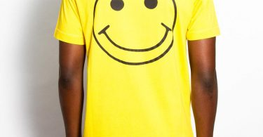 Acid Party Shock – Tshirt – Yellow