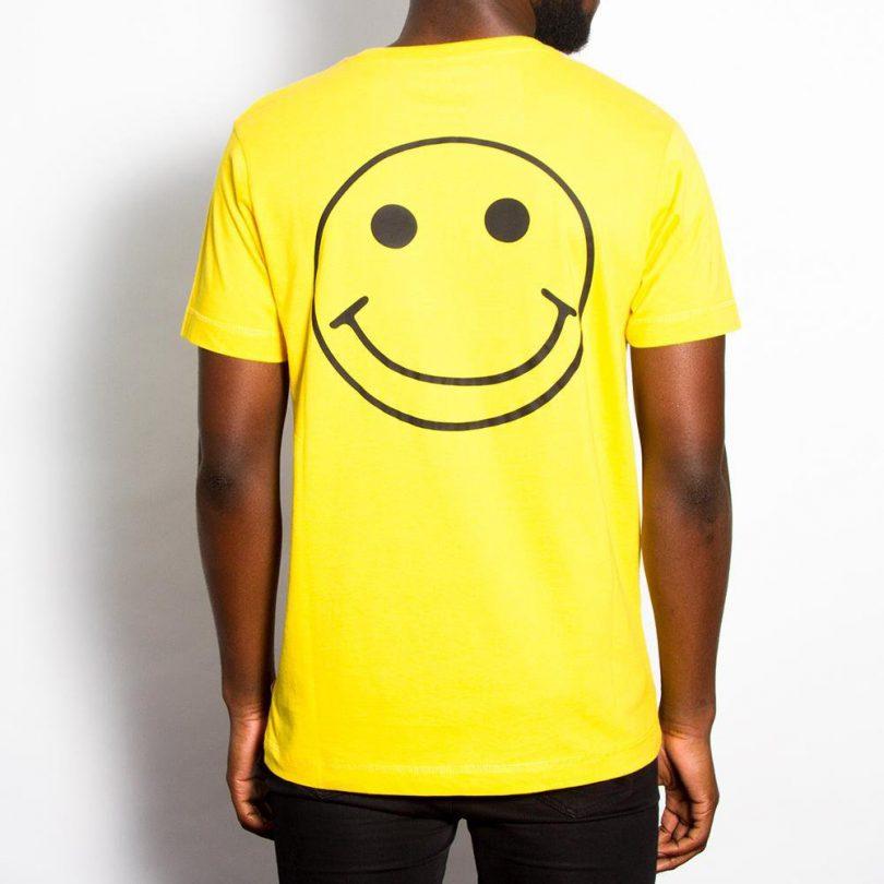 Acid Party Shock – Tshirt – Yellow