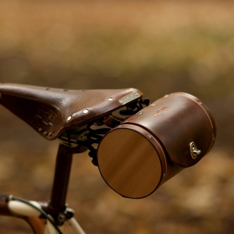 Bicycle Barrel Bag for Saddles