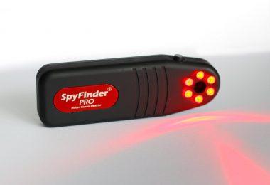 SpyFinder ® PRO Hidden Camera Detector