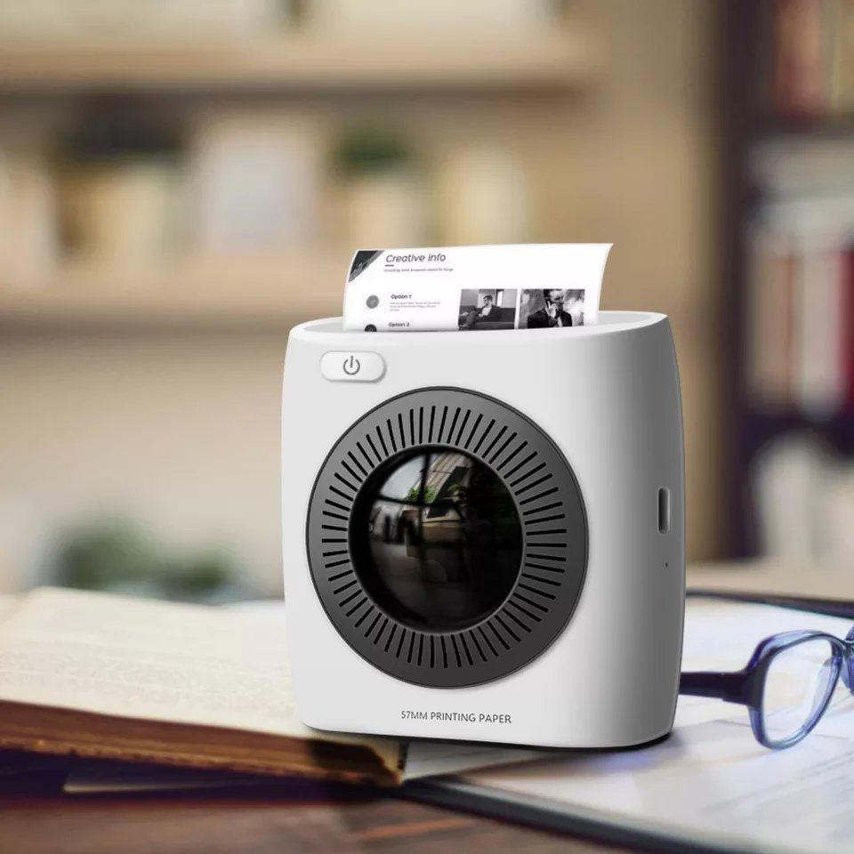 fosa Mini Thermal Printer Bluetooth