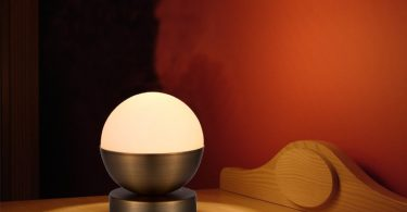 JINZO Touch Table Lamps Small Accent Bedside Lamps