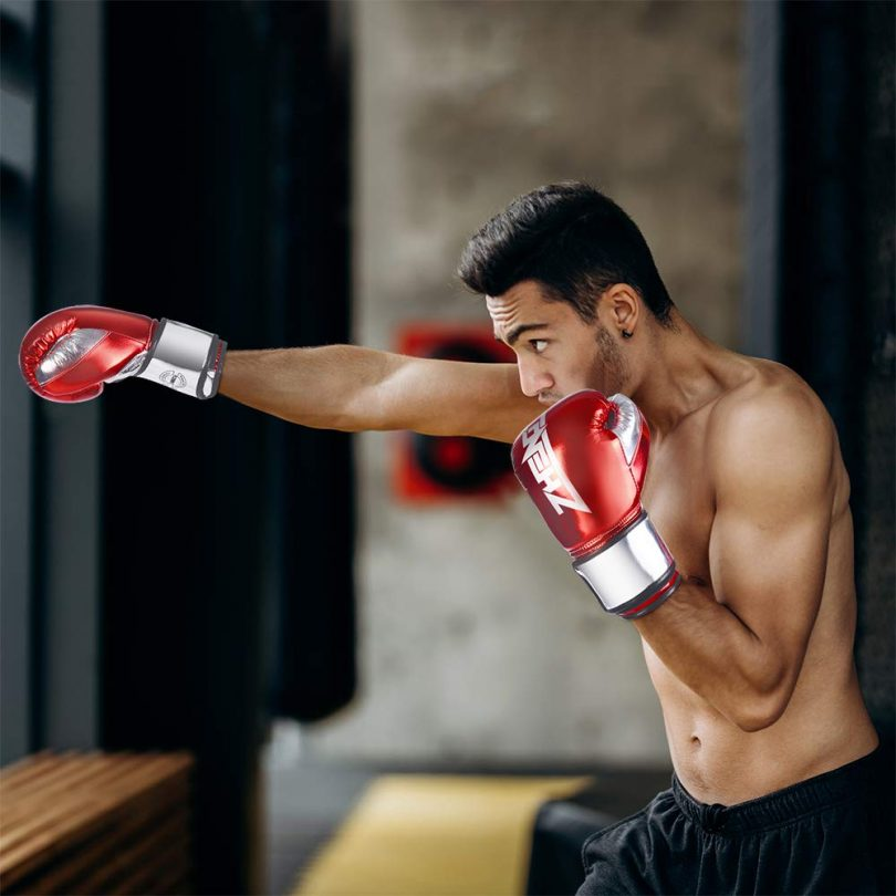 ZTTY Microfibre Boxing Gloves
