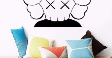 EASTONE KAWS Art Wall Sticker