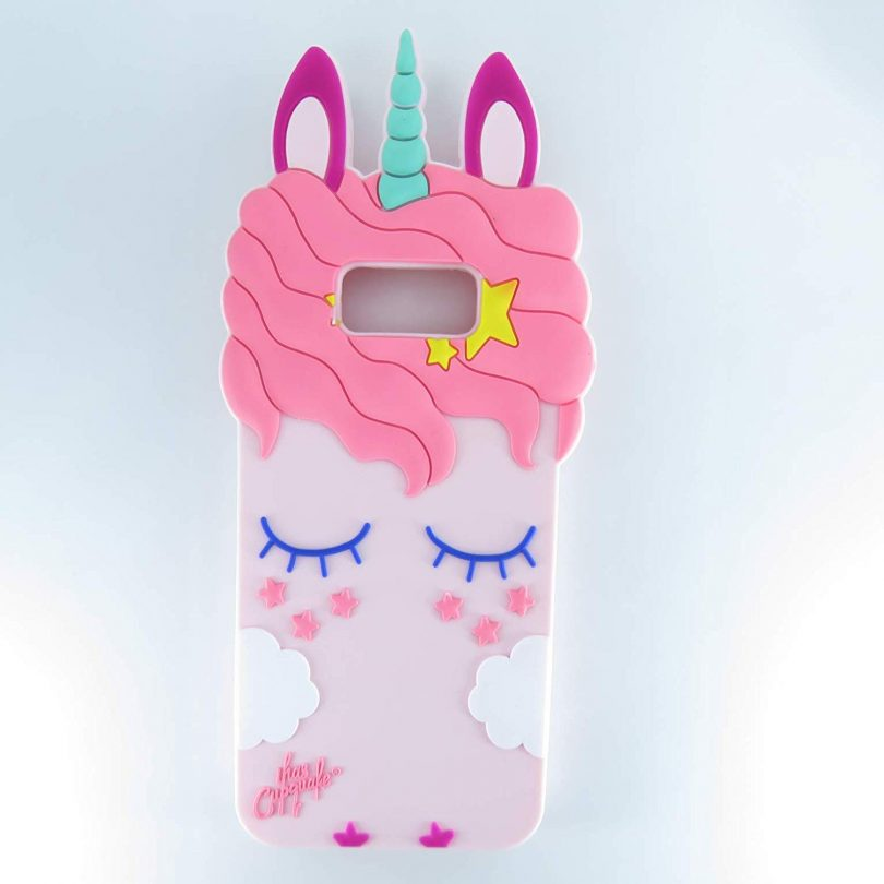 Cartoon Soft Phone Cases For Samsung, Samsung Galaxy, and NOTE