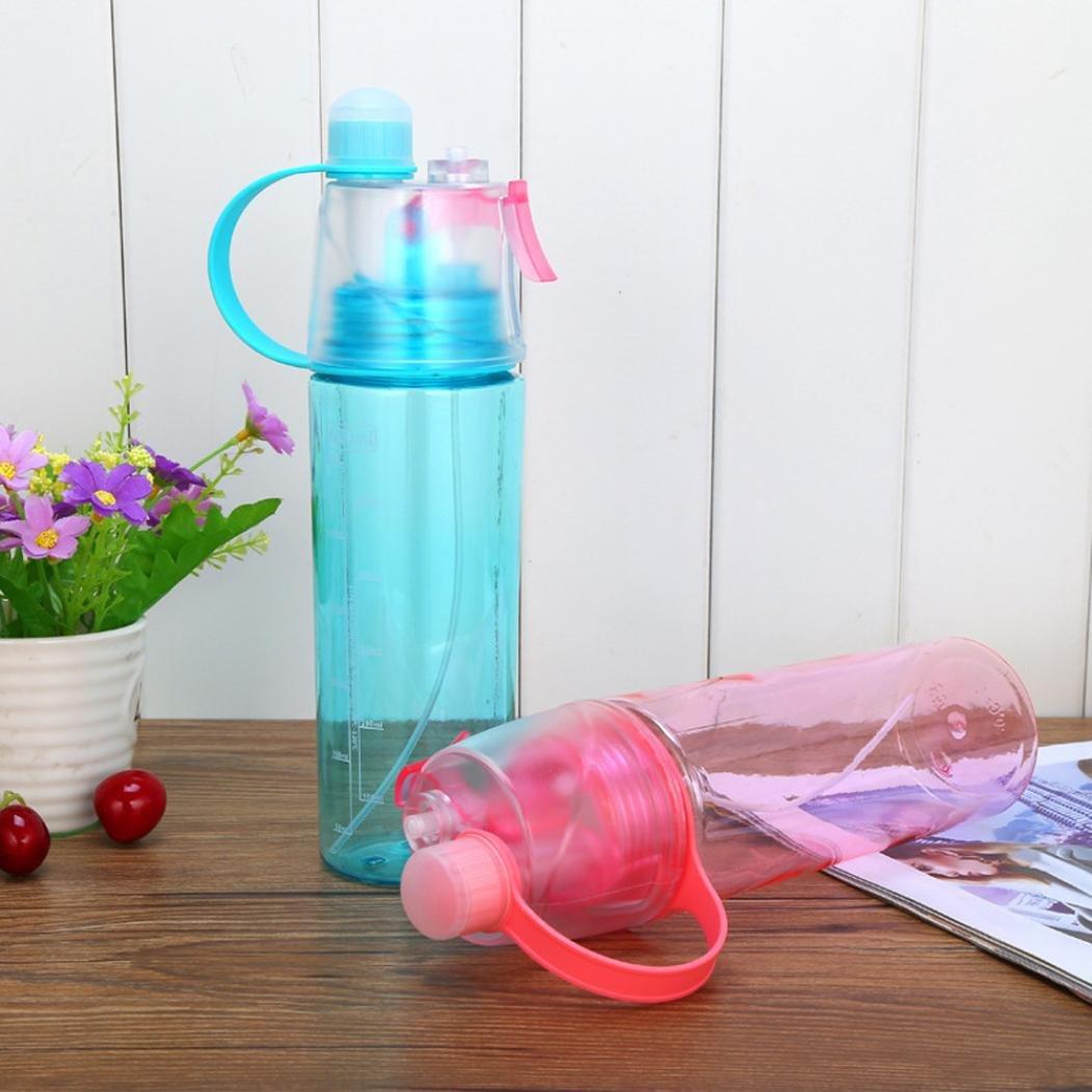 Reusable Mist Water Bottle