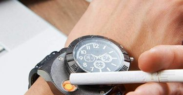 Teepao Lighter Watch Men