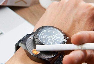 Teepao Lighter Watch Men