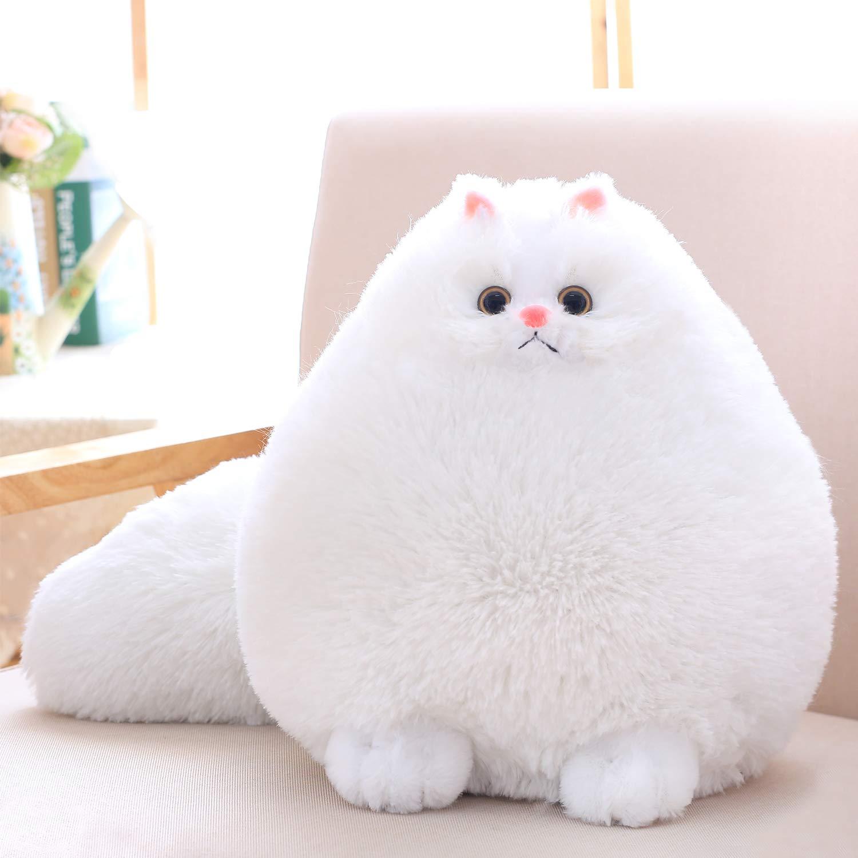 Winsterch Kids Cat Stuffed Animal Toys Gift Plush