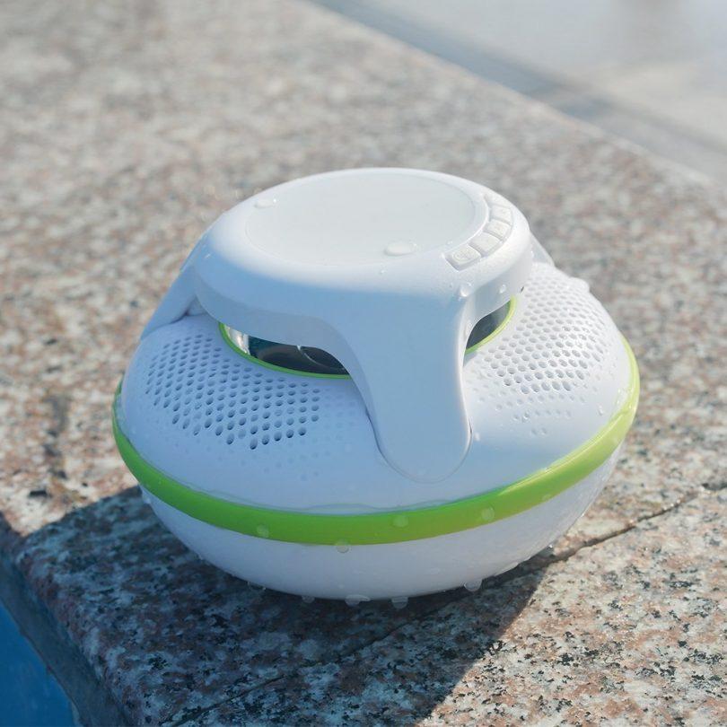 COWIN Swimmer IPX7 Floating Waterproof Bluetooth Speakers