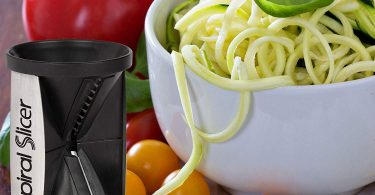 Kitchen Saviors Spiralizer Vegetable Slicer