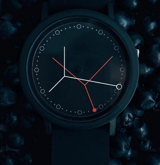 Ora Major Watch by Alessio Romano