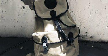 Roban Stone Drawstring Backpack by Stighlorgan