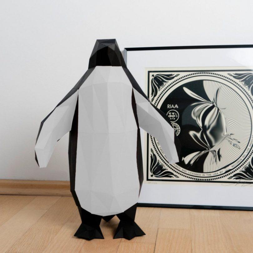 Penguin Papertrophy