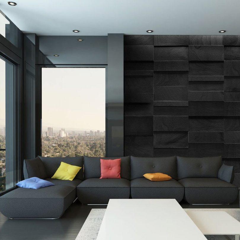 Black Rock Wallpaper
