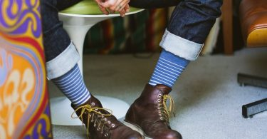 Accent Crew Socks by Strollegant