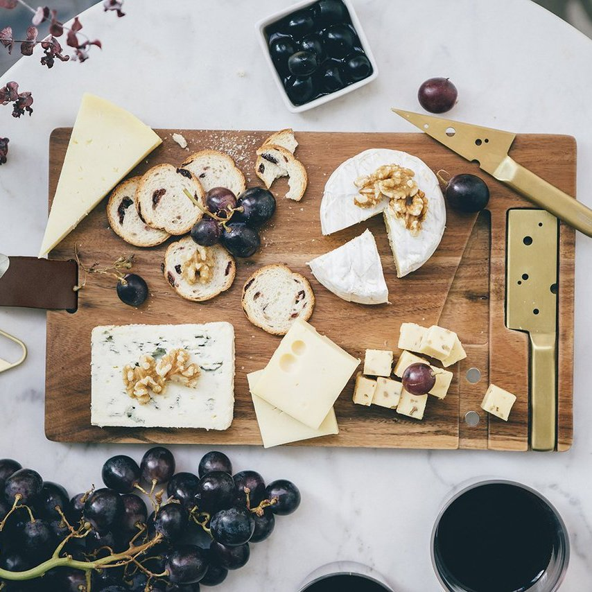 Cheeseporn Cutting Board