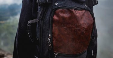 Charcoal 30L SOVRN Drifter Bag