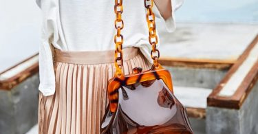 Gabriella Transparent Bag