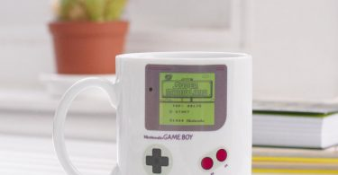 Game Boy Heat Change Coffee Mug
