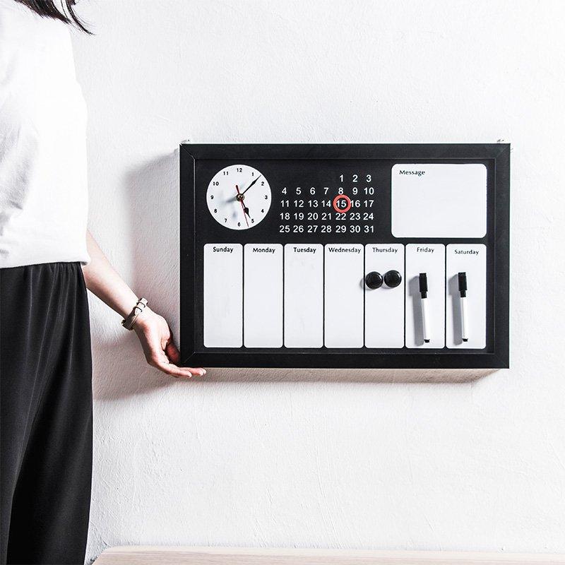All Time Wall Calendar