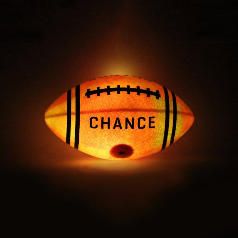Light-up Football