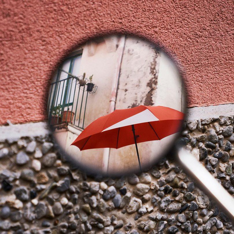 Certain Standard Hackney Small Umbrella
