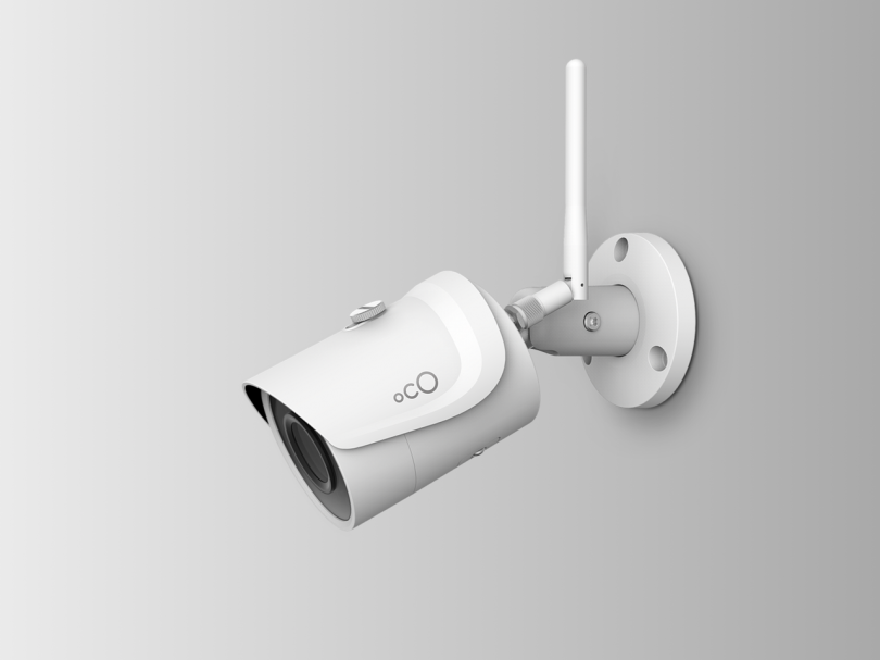 Oco Outdoor Simple Security Camera