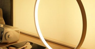 Hoop Table Lamp
