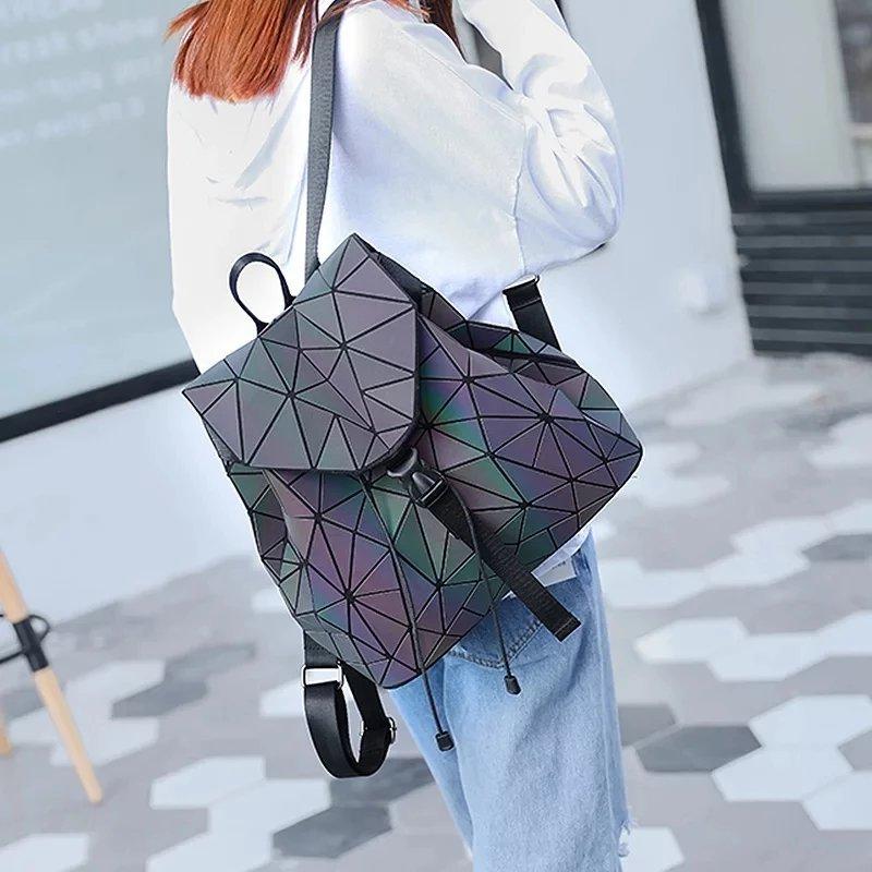 Luminous Drawstring Backpack