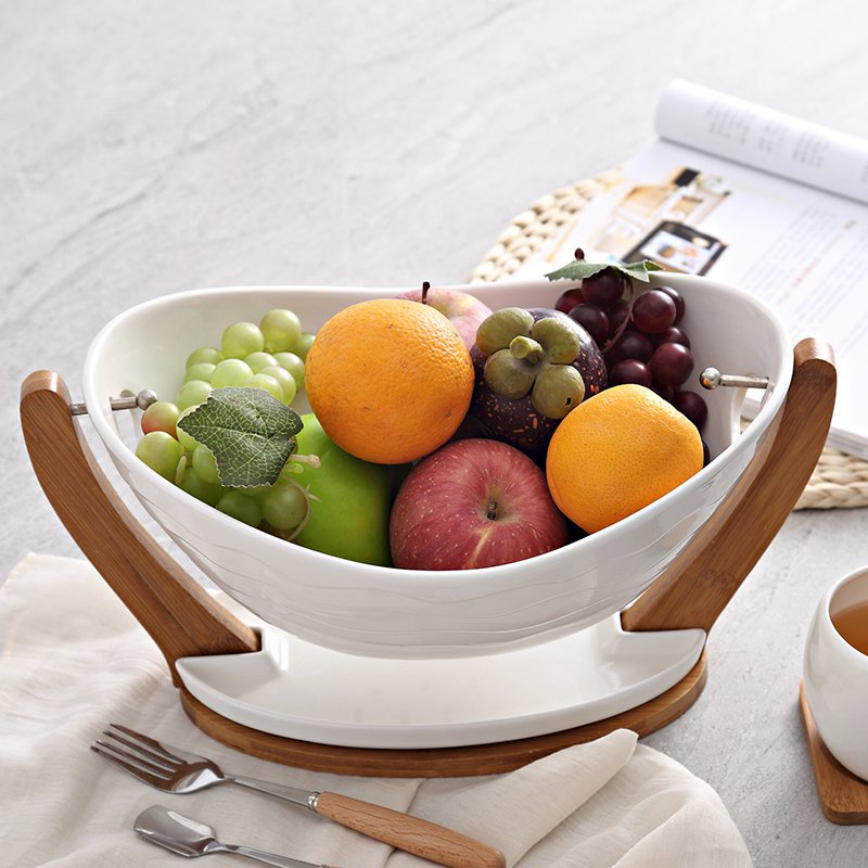 Ceramic Fruit Bowl